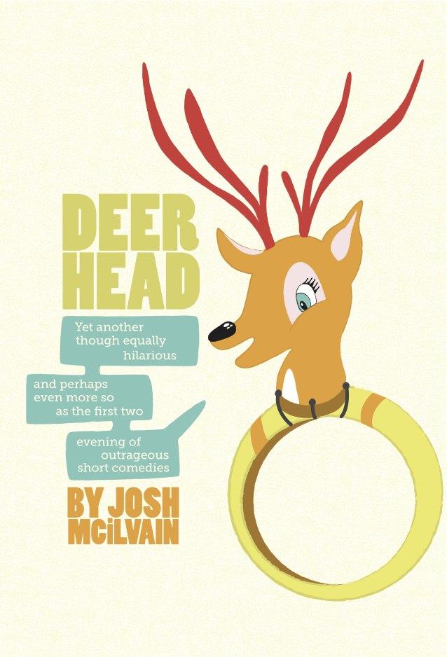 DEER HEAD: ...