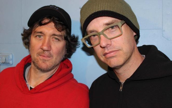 Chris and Ed