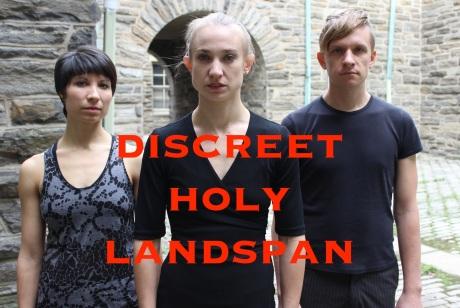 discreet holy