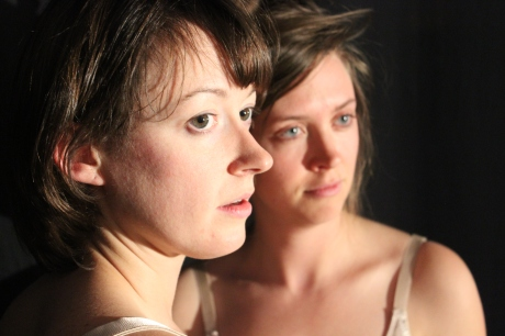 Annie Wilson and Jenna Horton in Lovertits