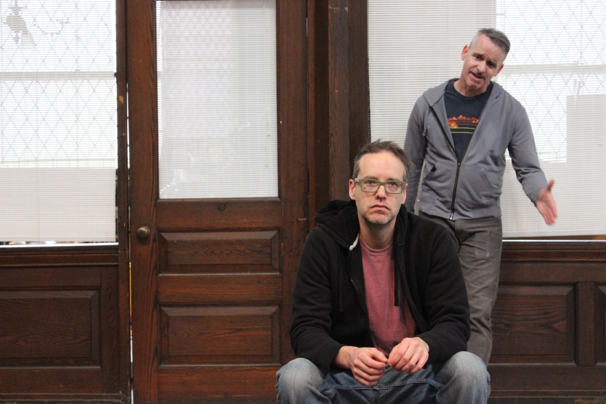 American Wisdom_Ed Miller and Paul McElwee 4_photo by Said Johnson